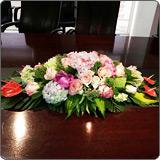 高档桌花(鲜切花)