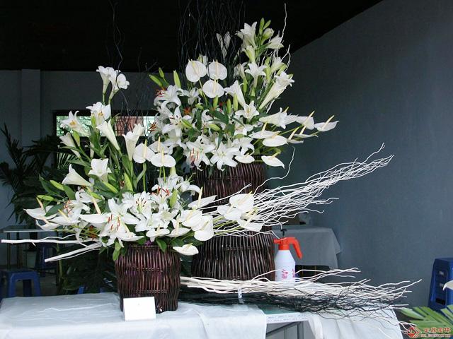 大型鲜插花 大型鲜切花(1)